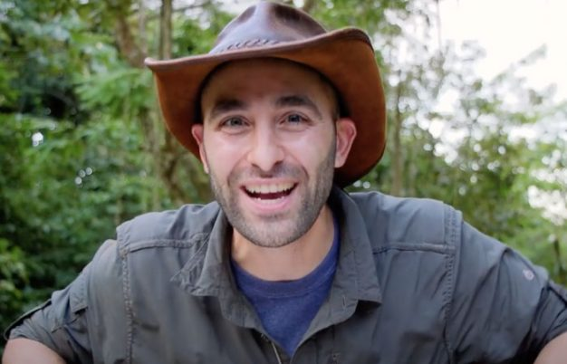Sting-Kill Is Coyote Peterson's Go-To Sting Reliever