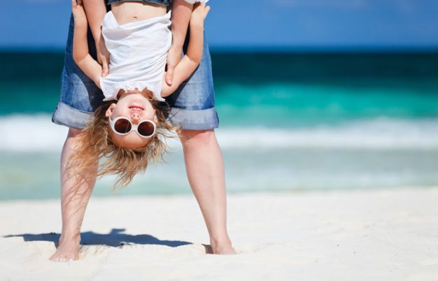 5 Important Ways To Keep Kids Safe At The Beach