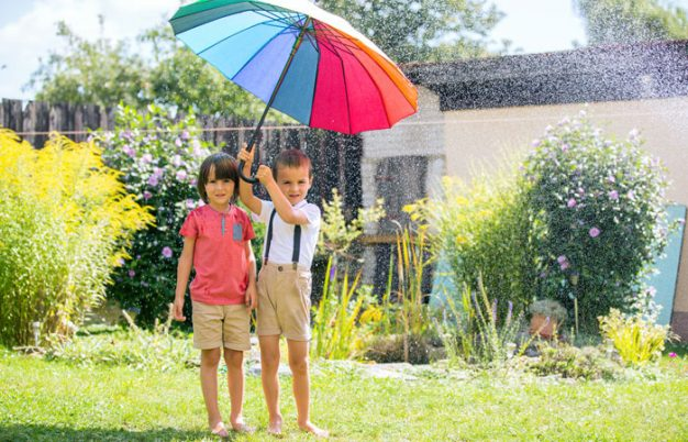 10 Tips To Keep Kids Safe In The Backyard
